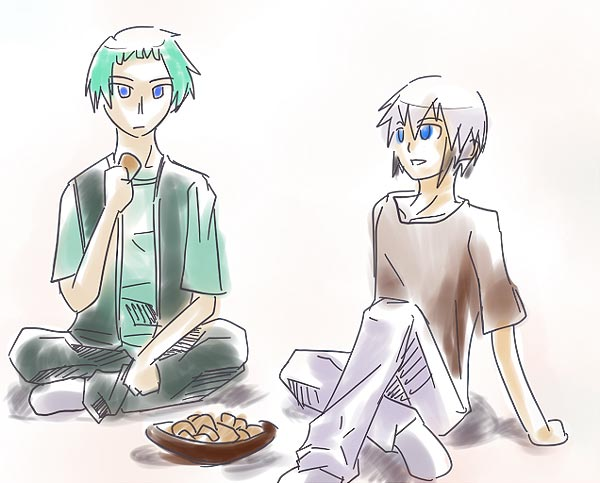 炎山&拉卡
